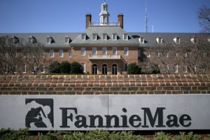 The Fannie Mae headquarters stands in Washington, D.C. Photographer: Andrew Harrer/Bloomberg